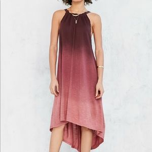 Urban Outfitters Ecote Ombré Dress